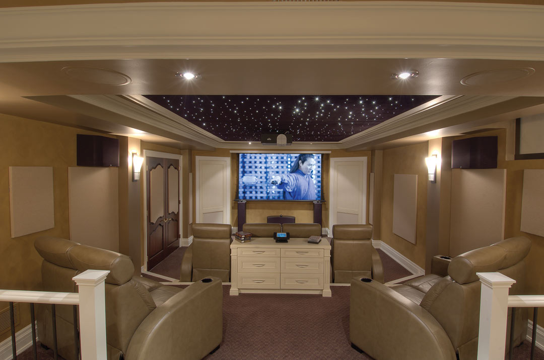 Home Automation for Entertainment